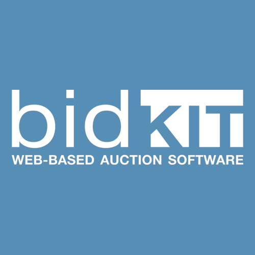 Software for auction houses